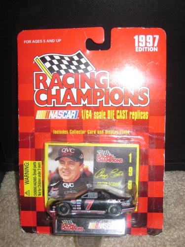 Racing Champions 1/64 Scale Die Cast Replicas-Geoff Bodine