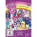 My Little Pony - Freundschaft ist Magie: Die komplette 2. Staffel zur TV-Serie [4 DVDs]