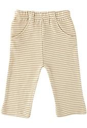 Hudson Baby Organic Striped Pants