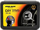 steelmate スティールメイトTP-70 取付簡易式 自動車用タイヤ空気圧モニターシステム