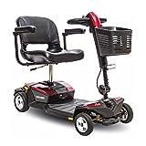 Go-Go Elite Traveller Plus HD 4-Wheel Mobility Scooter