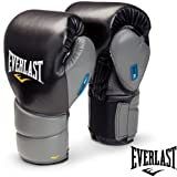 Everlast Men&#039;s Boxing Sparring Glove - Black/Grey, 16oz