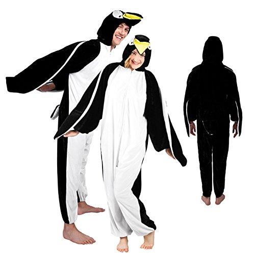 NEU Damen- und Herren-Kostüm Pinguin Gr. M-L