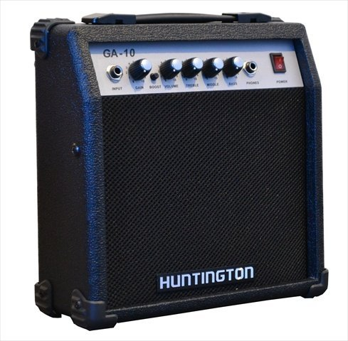 Huntington Amp-G10 10 Watt Practice Electric Guitar Amplifier