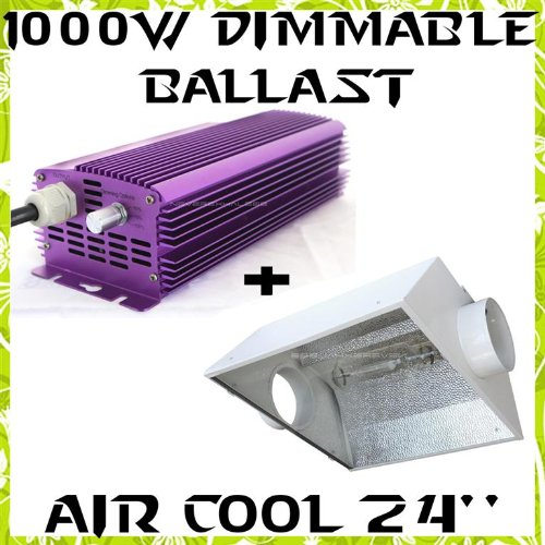 1000w Watt HPS MH Grow Light Dimmable Ballast