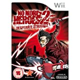 No More Heroes 2 - Desperate Struggle (Wii)by Rising Star Games