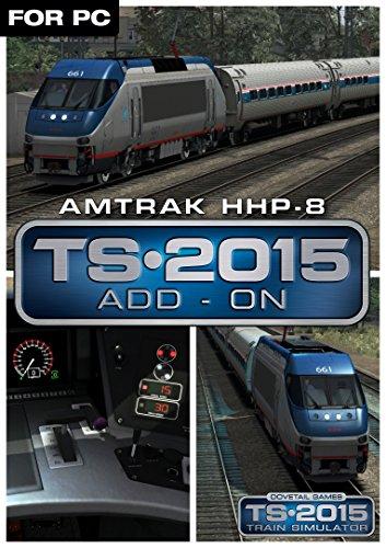 Amtrak Hhp-8 Loco Add-On [Download]