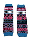 KWC - American Indian Tribal Baby Toddler Leg Warmer (Hogan Permanent Home)