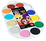 Smiffy's - Make-Up FX Palette