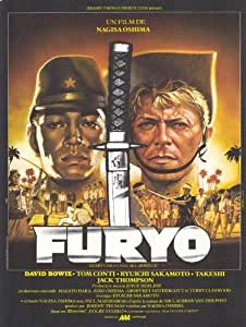 Amazon com merry christmas mr lawrence movie poster 27 x 40 inches
