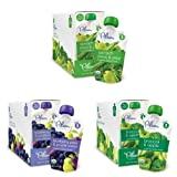 Plum Organics Baby Second Blends Variety Pack