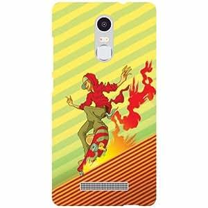 Printland Xiaomi Redmi Note 3 Back Cover