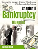 Chapter 11 Bankruptcy Blueprint: Successfully Navigate Chapter 11 Bankruptcy With Complete Confidence (liquidation, receivership, attorney, law, reorganization)