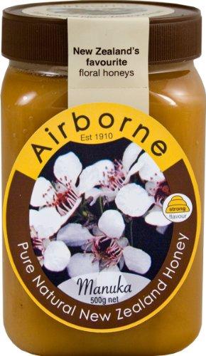 Airborne (New Zealand) AAH+ Manuka Honey 500g / 17.85oz