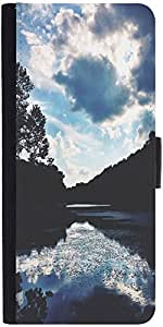 Snoogg Nature Serenitydesigner Protective Flip Case Cover For Samsung Galaxy ...