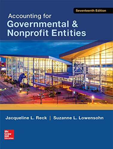 Download Accounting for Governmental & Nonprofit Entities