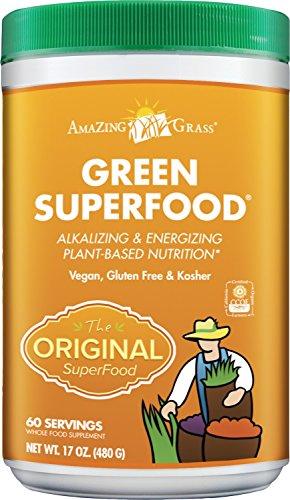 Amazing Grass Green SuperFood, 17-oz. Tub