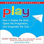Play: How It Shapes the Brain, Opens the Imagination, and Invigorates the Soul | Stuart Brown,Christopher Vaughan