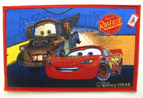 Disney Cars Slip Proof Area Rug