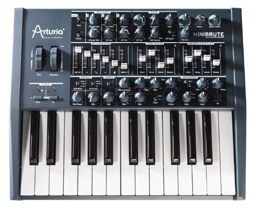 Best Price! Arturia MiniBrute Analog Synthesizer
