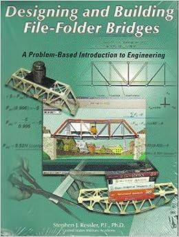 Designing And Building File Folder Bridges