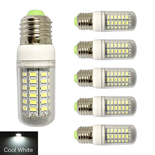 AGPtEK® 4 PCS 110V E27 108 LEDs 7W…