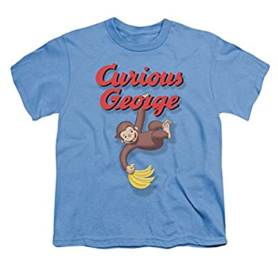 Curious George Hanging Out Youth T-Shirt