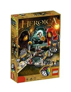 Lego Games - 3859 - Jeu de Société - Nathuz les Grottes Maudites