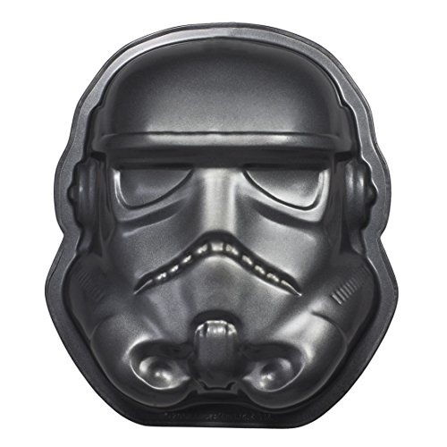 Star Wars Stormtrooper Baking Tray (Cake Pans Star Wars compare prices)
