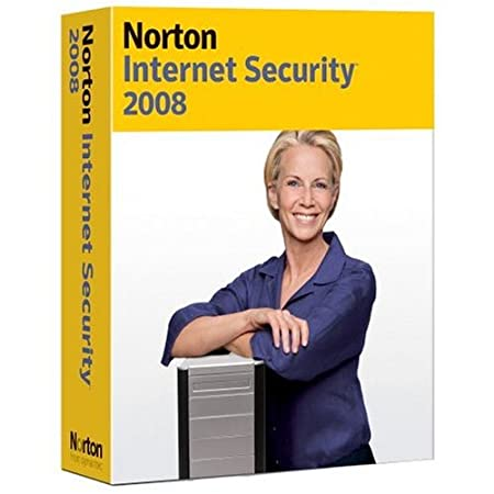 Norton Internet Security 2008 [OLD VERSION]