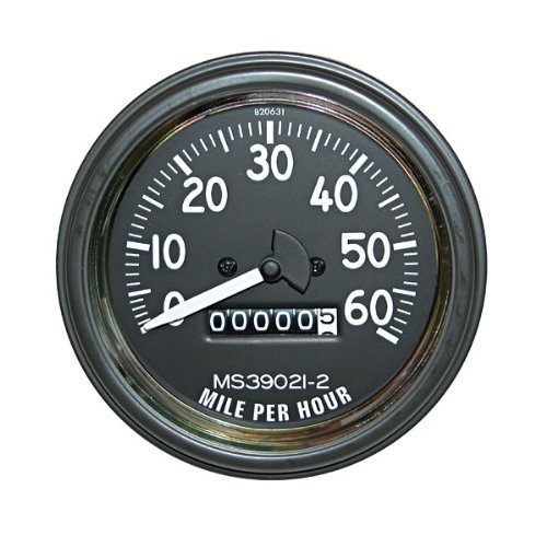 Omix-Ada 17206.01 Speedometer Assembly