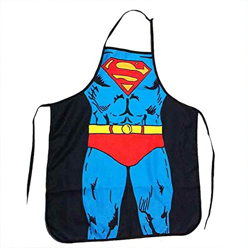 Wexinbuy Woman Men Sexy Funny Novelty Naked Kitchen Cooking BBQ Party Apron 27