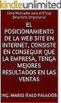 EL POSICIONAMIENTO DE LA WEB SITE EN...