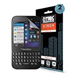 EMPIRE Premium Matte Anti Glare Screen Protector for BlackBerry Q5 (Pack of 2)