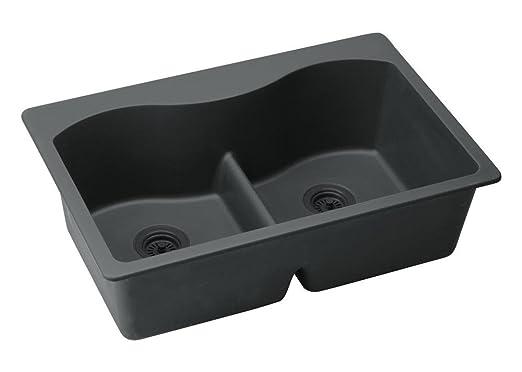 """Harmony 33"""" x 22"""" E-Granite Kitchen Sink"""
