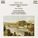 Complete piano concertos, vol 4