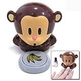 HDE Cute Mini Monkey Blower Nail Polish Dryer