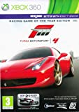 FORZA MOTORSPORT 4 GAME OF THE YEAR EDITION XBOX 360 UK PAL
