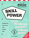 img - for Skill Power Grade 3, Mathland Journeys Through Mathematics, Teacher's Edition book / textbook / text book