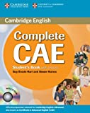 img - for Complete CAE Student's Book with Answers with CD-ROM book / textbook / text book