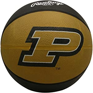 Buy NCAA Purdue Boilermakers Crossover Full Size Basketball by Rawlings by Rawlings