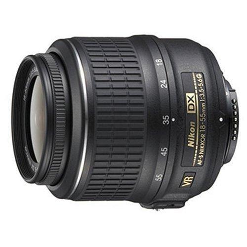 Nikkor Lens AFS DX 18-55 mm f/3.5-5.6G VR