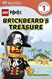 LEGO� Pirates Brickbeard's Treasure (DK Readers Level 1)