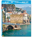 Best of Europe: Beautiful Italy (BD Combo) [Blu-ray]