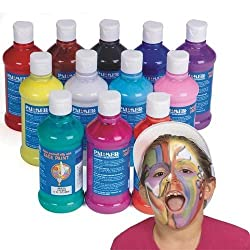 8-oz. Palmer Face Paint (pack of 12)
