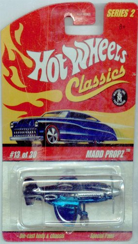 Hot Wheels Classic Series 2: Madd Propz - 1