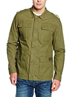 Pepe Jeans London Chaqueta Denver (Verde)