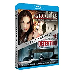 Groupie / Detention [Blu-ray]
