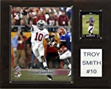 NCAA Football Troy Smith Ohio State Buckeyes Player Plaque Amazon.com