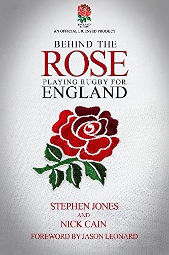 背后的玫瑰: 打橄榄球的英国